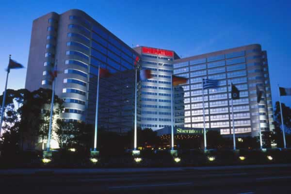 Sheraton Gateway Los Angeles Airport Hotel